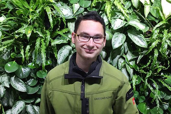 Mitarbeiter GartenZauner