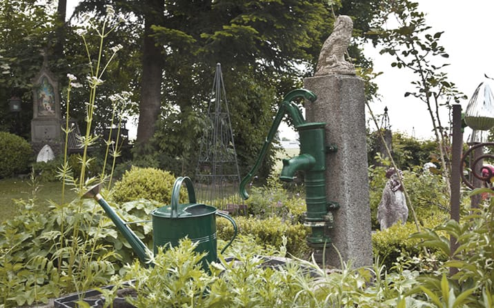 Wasserstelle Im Garten gartenzauner wasserstelle garten zauner