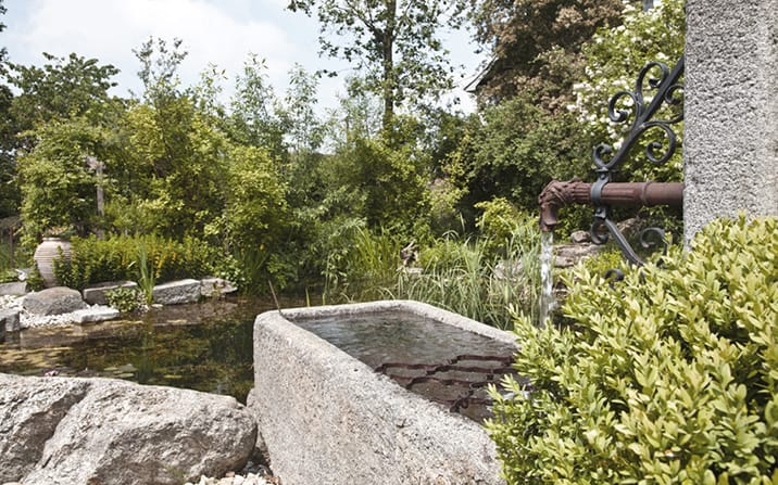 GartenZauner Wasserstelle