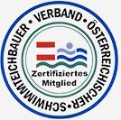 GartenZauner ist Mitglied im Verband Österreichischer Schwimmteichbauer