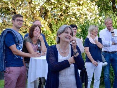 GartenZauner Tage der offenen Tür Grüner Donnerstag Event Gäste