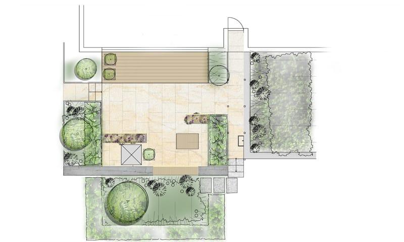GartenZauner Grundriss
