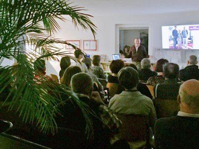 Persische Gärten Vortrag