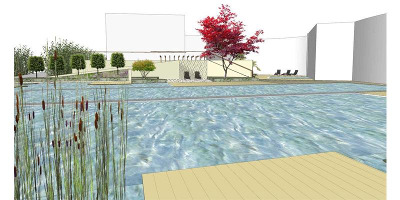 Schwimmteiche, Biopools, Schwimmteichplanung, Naturpools, zertifizierte Schwimmteiche und Naturpools, Teichbau, Badelösungen für den Garten, Wasser im Garten, Naturteiche,