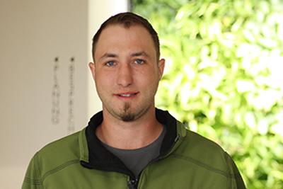 Daniel Hauder Pflasterfacharbeiter & Landschaftsgärtner, Vorarbeiter Pflasterfacharbeiter, Leiter des Teams für Steinarbeiten
