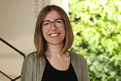 Julia Probst Gartenplanung Studentin an der Universität für Bodenkultur in Wien.