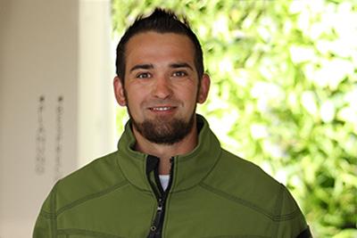 Patrick Schmidinger Gartenarbeiter