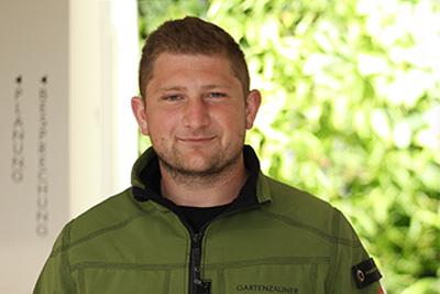 Stefan Andraschko Landschaftsgärtner Lehrling