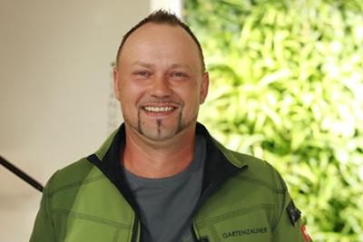 Andreas Gartenarbeiter