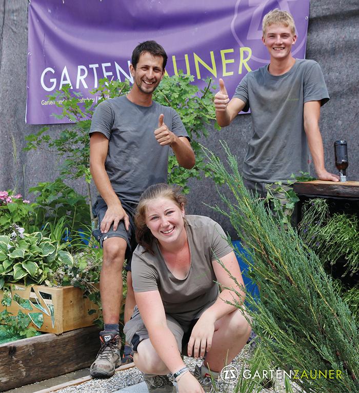 Gartengestaltung ausbildung for Lehrgang innenarchitektur