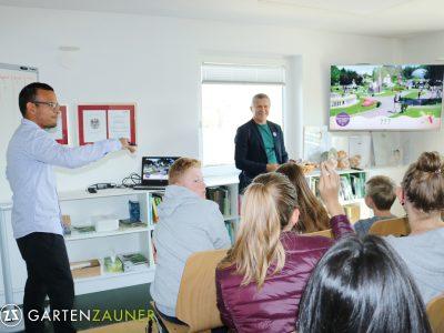 Tag der Lehre, GartenZauner, Gartengestaltung, Infotag, Landschaftsgärtner Lehre, Landschaftsgärtnerin, Landschaftgärtner