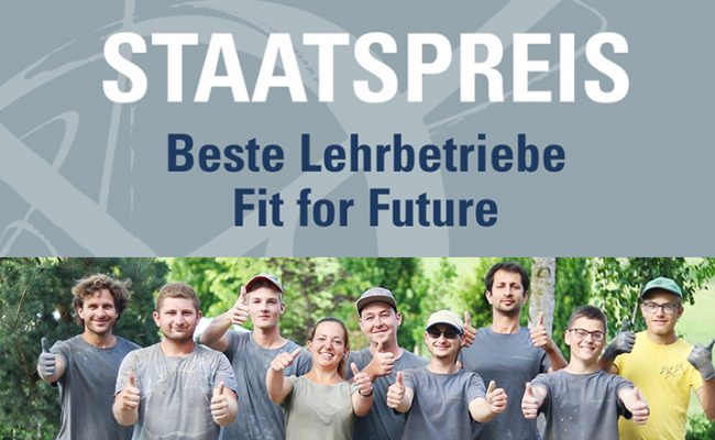 Nominierung_gartenzauner_beste Lehrbetriebe_fit for future_2019