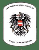 Staatswappen für GartenZauner Landschaftsarchitekten und Gartengestalter aus Kleinzell im Mühlviertel Oberösterreich
