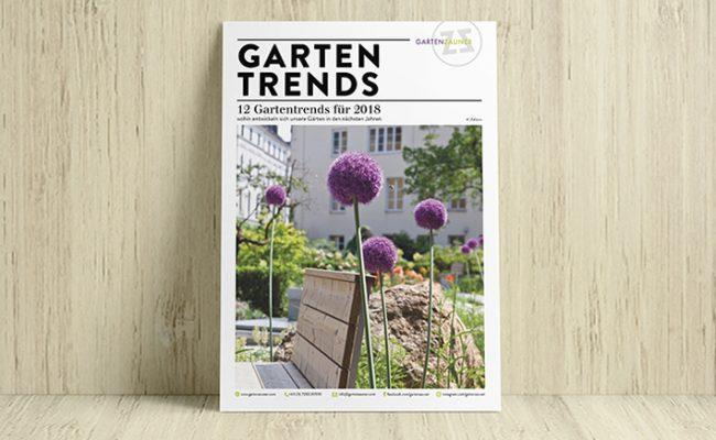 Gartentrends 2018 gartenzauner