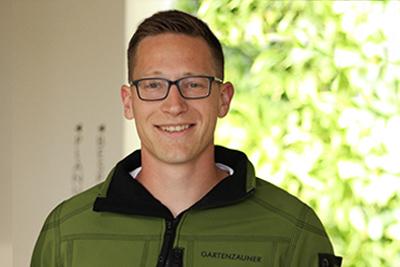 David Lauß Landschaftsgärtner, Vorarbeiter Meister in Ausbildung