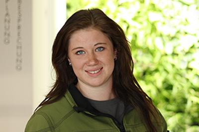 Leonie Rosenthaler Landschaftsgärtner Lehrling