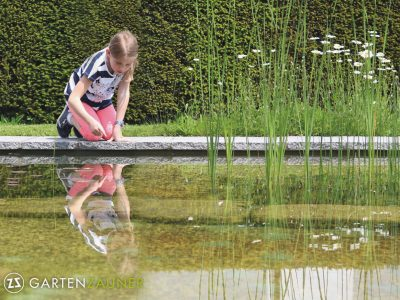 Gartentour, Wassertour, Wasser-gartentour, gartenzauner, Schwimmteich, Schwimmteiche, Naturpool, Naturpools, Wasser im garten, Oberösterreich, Mühlviertel