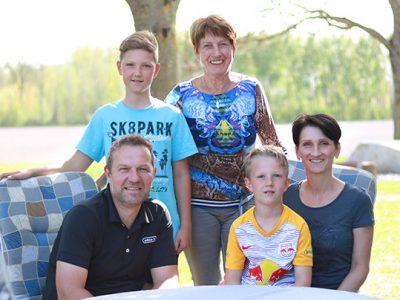 Gartengeschichten Familie G GartenZauner