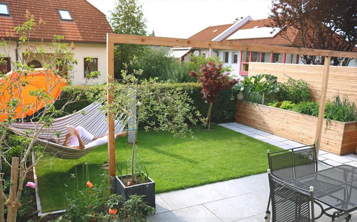 Gartentrends 2020 - Erholung im Garten
