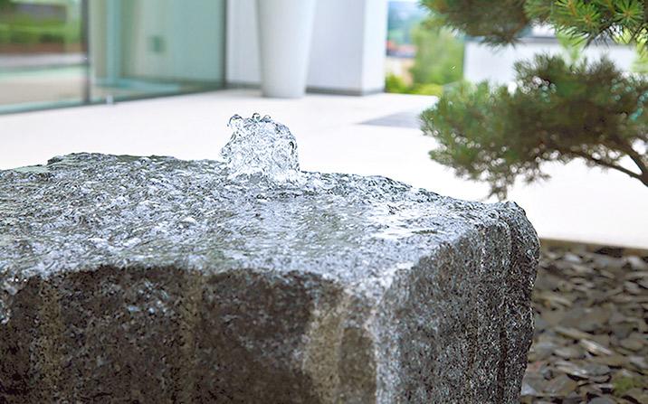 Wasserbecken - Wasser sparen