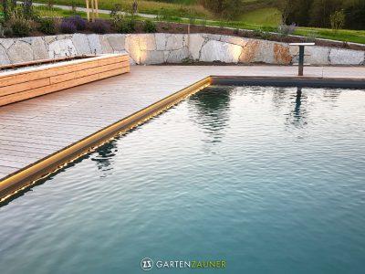 zertifiziertes Wasser - Naturpool von GartenZauner