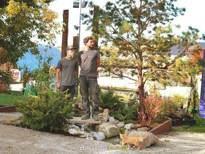 Lehrlingsgärten bei Gartenzauner