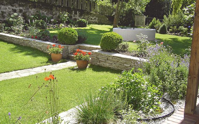 Gartengestaltung Traumgarten Oberösterreich