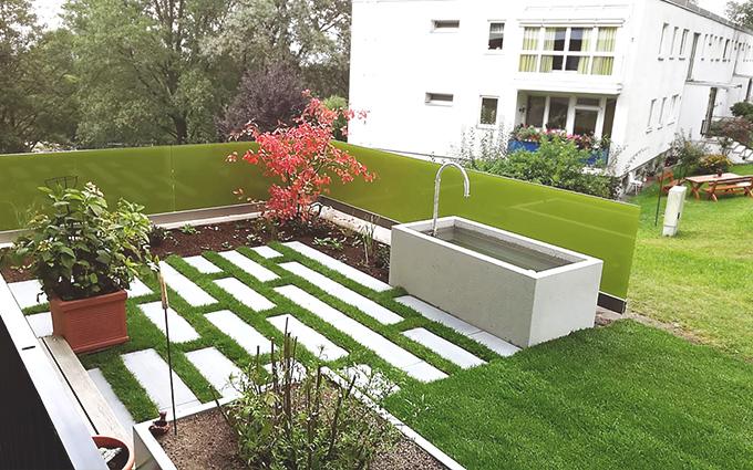 Raumkonzept Gartengestaltung
