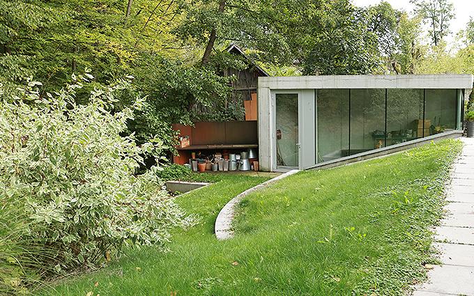 Waldgarten / Forest garden