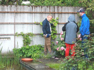 Geführte Gartenspaziergang