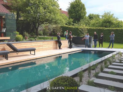 Naturpool / Wassertour mit Wolfgang Zauner
